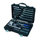 """Набор инструментов Forsage F-4821-7, 1/4"""", 1/2"""", сорванные грани, 4-32 мм, 82 предмета"""