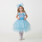 Карнавальный костюм «Мальвина», собери сам, корсет, ленты, брошки, аксессуары