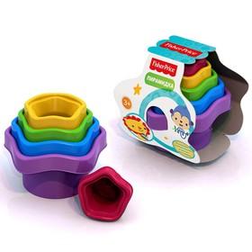 Развивающая игрушка «Пирамидка-сортер»