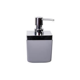 Дозатор для жидкого мыла Toskana, цвет серый