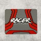Прилипало на панель Racer