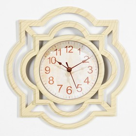 "Wall clock, series: Interior, ""Dream"", 25x25 cm"