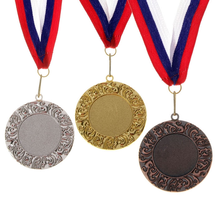 Медаль под нанесение 013 бронза