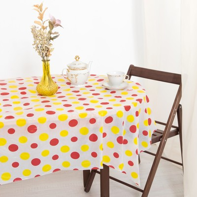 Tablecloth to give the hostess Peas 140×180 cm