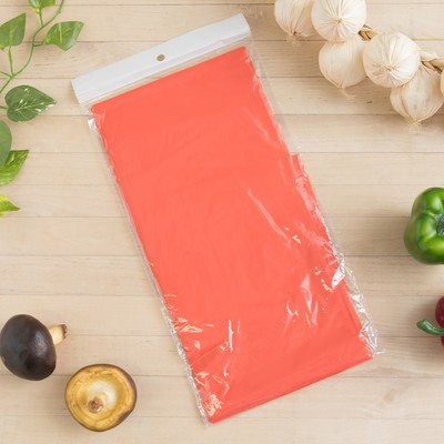 Tablecloth to give the hostess a rainbow color cherry 137×274 cm