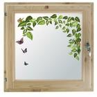 """Окно 50х60 см, """"Весна"""", двойной стеклопакет, хвоя, """"Добропаровъ"""""""