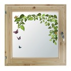 """Окно 60х70 см, """"Весна"""", двойной стеклопакет, хвоя, """"Добропаровъ"""""""
