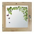 """Окно 60х70 см, """"Весна"""", двойной стеклопакет, уплотнитель, хвоя, """"Добропаровъ"""""""