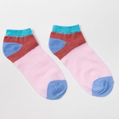 Носки женские укороченные, р-р 23-29 (37-41)