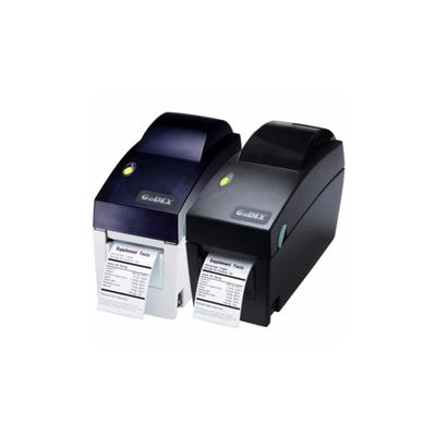 "Термопринтер GODEX DT-2X, 203 dpi, ширина 2"", и/ф USB+RS232+Ethernet"