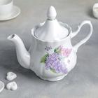 Чайник «Романс. Сирень», 800 мл - фото 244669