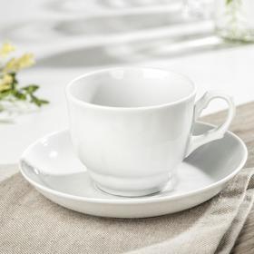 Чайная пара «Бельё», 250 мл
