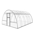 Каркас теплицы «Фермерская», 4 × 3 × 2 м, оцинкованный металл, без поликарбоната