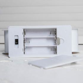 """Картинка световая на подставке """"Ёлка"""", SMD 2835, АА*3 (не в компл.), 8 LED - фото 1383916"""
