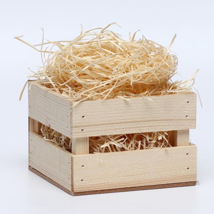 Наполнитель древесный, натуральный, 500 г - фото 1688557