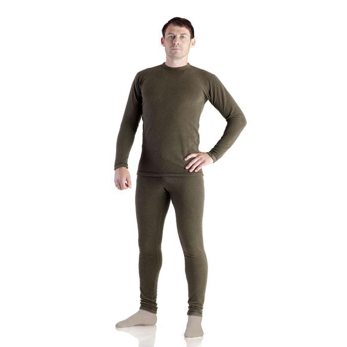 """Костюм мужской термо """"Норд"""", цвет хакки, размер 56-58, рост 182"""