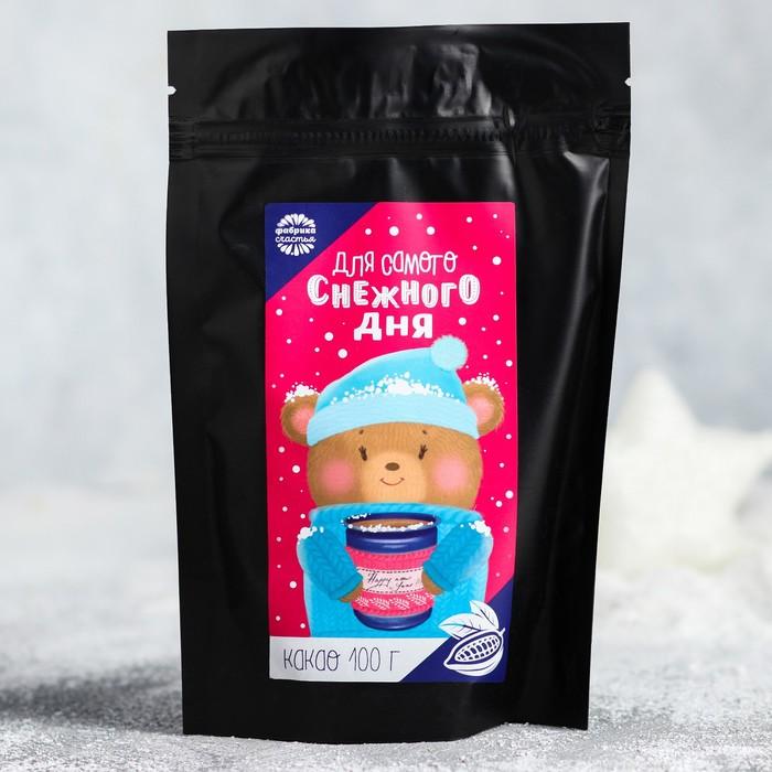 "Какао ""Для самого снежного дня"", 100 г"