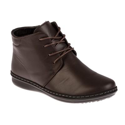 Ботинки женские арт. An19-2 (коричневый) (р. 40)