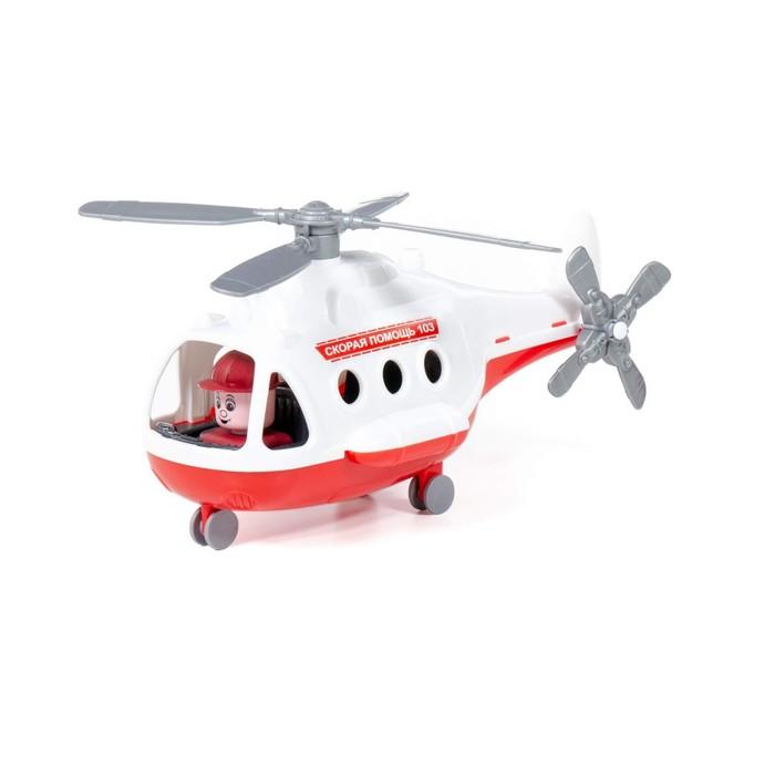 Вертолёт - скорая помощь «Альфа», в сетке - фото 105641153