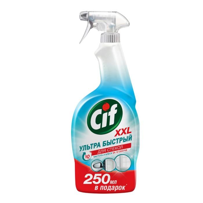 Чистящее средство CIF для стекол, 750 мл