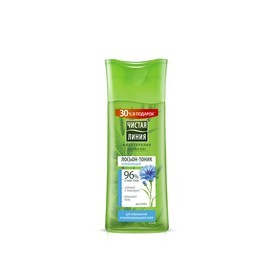 Лосьон-тоник Чистая линия «Освежающий», для нормальной кожи, 250 мл