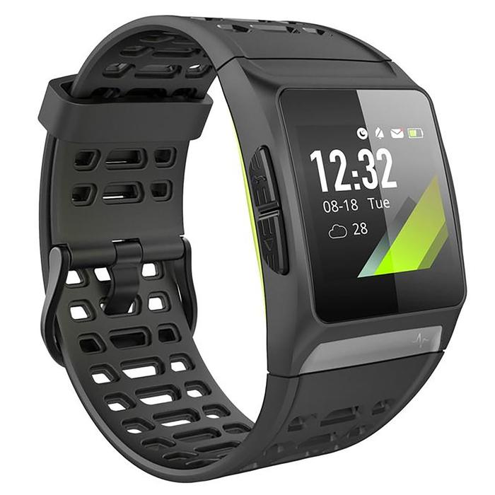 """Смарт-часы iWOWN P1, цветной дисплей 1.3"""", чёрные"""