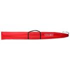 Чехол для беговых лыж TREK школьный 190 см, цвет красный