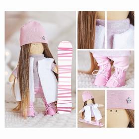 Интерьерная кукла «Харди», набор для шитья, 18.9 × 22.5 × 2.5 см
