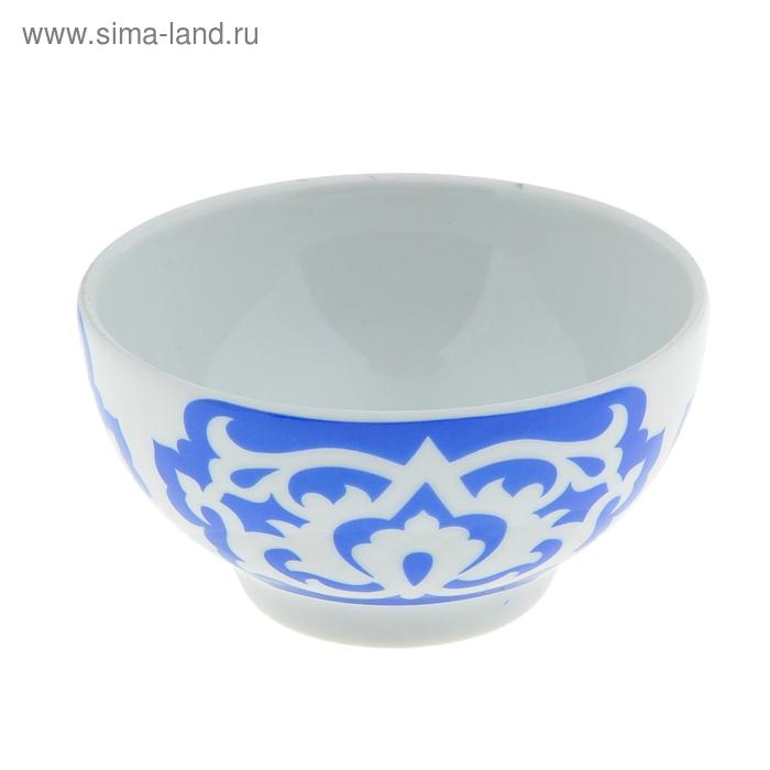 "Пиала 170 мл ""Азия"", цвет синий"