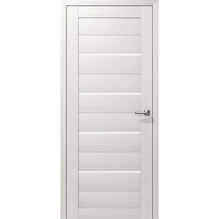 Дверное полотно Йота Снежная лиственница 2000х700