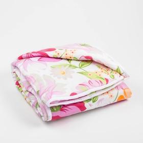 Одеяло Адамас облегчённое синтетическое, размер 110х140 см, 200 г/м² Ош