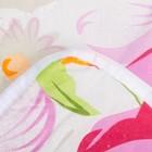 Одеяло Адамас облегчённое синтетическое, размер 110х140 см, 200 г/м² - фото 106527214