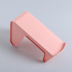 Подставка для хранения обуви, 25,5×10×13 см, цвет МИКС Ош