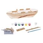 Конструктор деревянный «Трехмачтовый барк. Листопад»