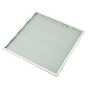 Светильник светодиодный потолочный Volpe, 45 Вт, 4300 Лм, 6500 К, IP40, 230 В, призма, белый