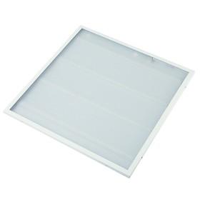 Светильник светодиодный Volpe, 45 Вт, 4300 Лм, 4000 К, IP40, 230 В, призма, белый