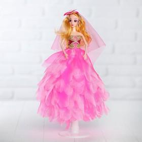 Кукла на подставке «Принцесса», цветок на голове