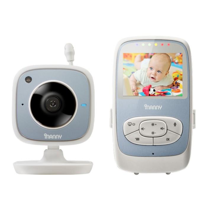 Видеоняня цифровая с LCD дисплеем 2,4'' (Wi-Fi)