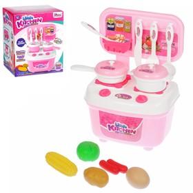 Игровой набор кухня «Маленький поваренок» с аксессуарами