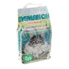 Наполнитель минеральный впитывающий для длинношерстных кошек Эконом