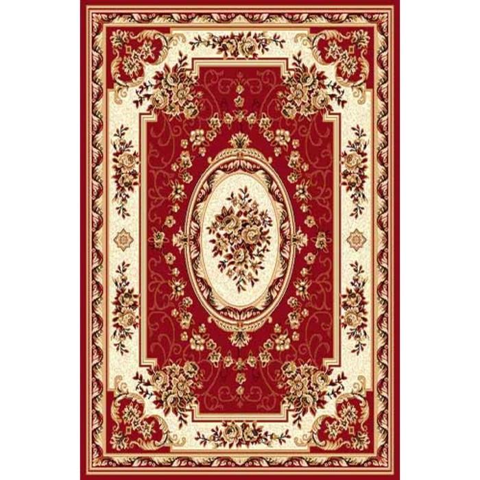 Ковёр прямоугольный Laguna 5444, размер 100 х 200 см, цвет red - фото 7929156