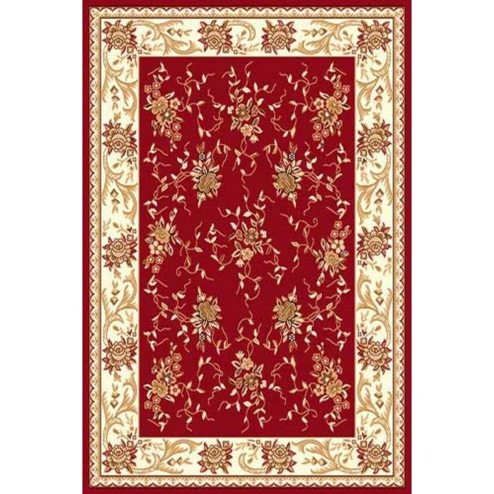 Ковёр прямоугольный Laguna 5455, размер 100 х 200 см, цвет red - фото 7929159