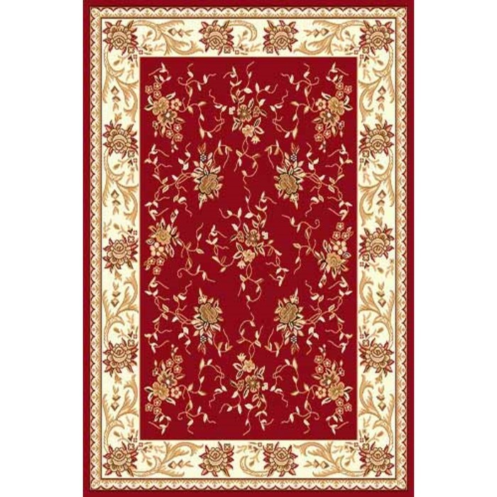 Ковёр прямоугольный Laguna 5455, размер 200 х 400 см, цвет red - фото 7929160