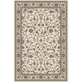 Прямоугольный ковёр Valencia Deluxe d251, 200 х 400 см, цвет cream-brown