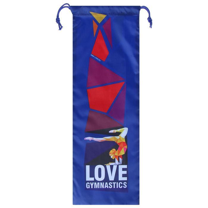 Чехол для булавы Love, 53 × 18 см
