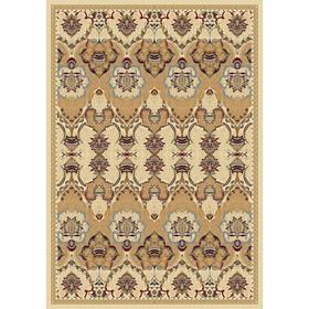 Прямоугольный ковёр Buhara d435, 200 х 285 см, цвет cream
