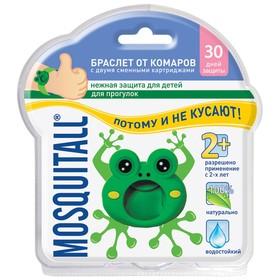 Браслет от комаров Mosquitall нежная защита для детей