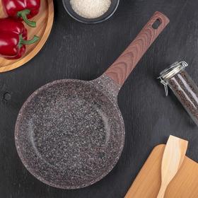 Сковорода Доляна Granit lux, d=20 см, индукция