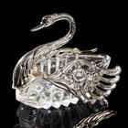 Сахарница «Лебедь», 20×12,5×16,5