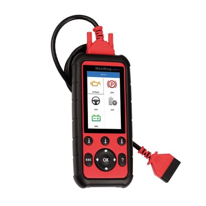 Сканер диагностический Autel MaxiDiag MD808 PRO, российская версия, ARM® Thumb® Processor